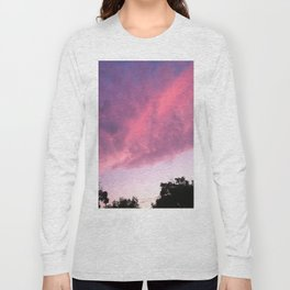 Color Bomb Sunset Long Sleeve T-shirt
