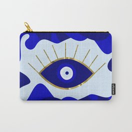 Lava All Seeing Evil Eye Carry-All Pouch