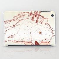 kim sy ok iPad Cases featuring ok by Alexandre Lobo