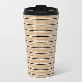Designer Fashion Bags Abstract Travel Mug