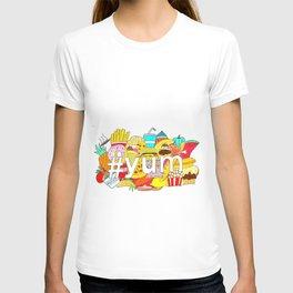 #yum! T-shirt