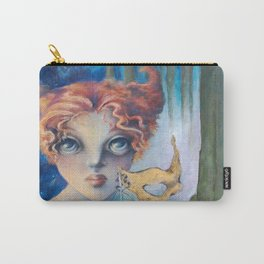 The Masquerade, Lucia Carry-All Pouch