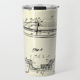 Pontoon Boat 02-1944 Travel Mug
