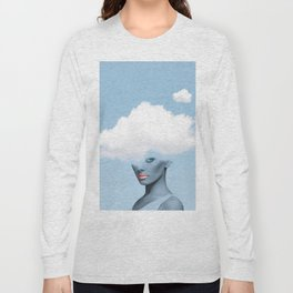 This is not a cloud Long Sleeve T-shirt