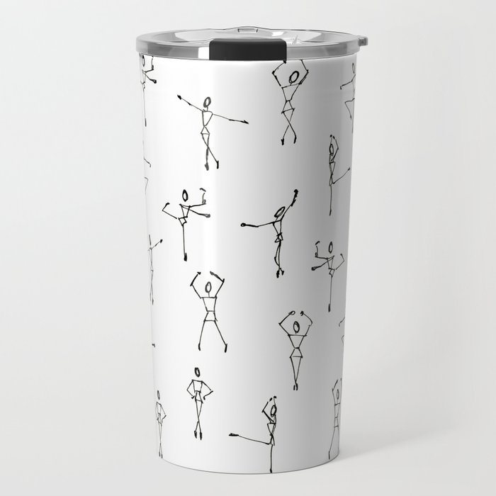 Dance ballerina dance Travel Mug