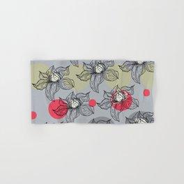 Floral Pattern III Hand & Bath Towel