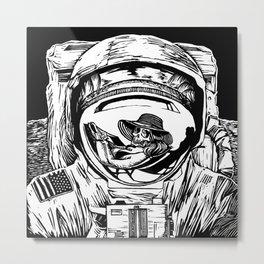 Space! Space! Metal Print