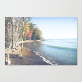 Wasted On You Canvas Print