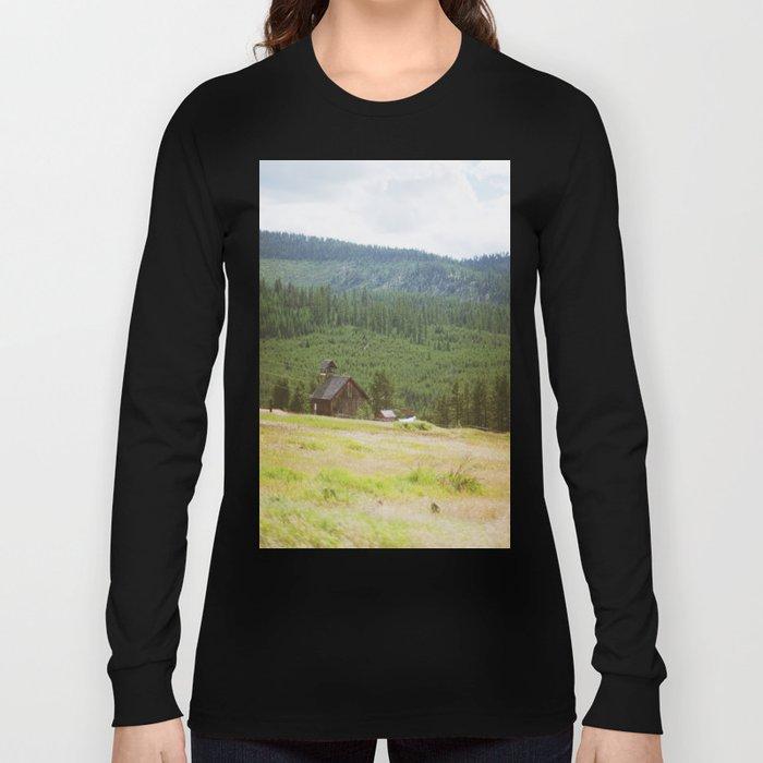 Forest Mountain Church Long Sleeve T-shirt
