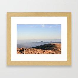 Paysage-F11 Framed Art Print