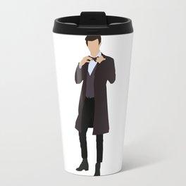 Eleventh Doctor: Matt Smith Travel Mug