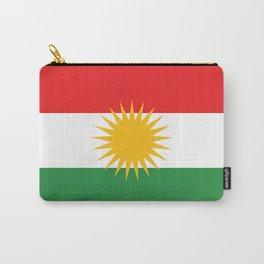 Flag of Kurdistan Carry-All Pouch