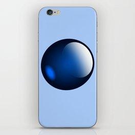 The Big Bang Bubble iPhone Skin