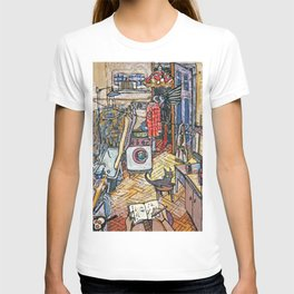 Evening in St. Petersburg T-shirt