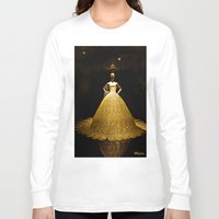china Long Sleeve T-shirts featuring China by Saundra Myles