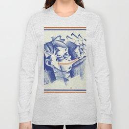 Vintage poster - Loose lips Long Sleeve T-shirt