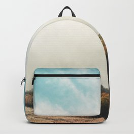 Fog in the Willows Backpack
