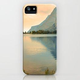 Autumn Glance iPhone Case