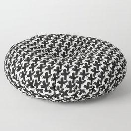 blackbird Floor Pillow