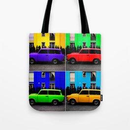 Eastern Germany Car - Trabant 601s Tote Bag