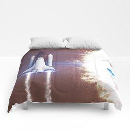 Burning Comforters