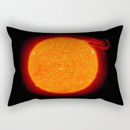 Nasa Picture 5: the sun Rectangular Pillow