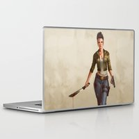 grace Laptop & iPad Skins featuring Grace by Kelly Perry
