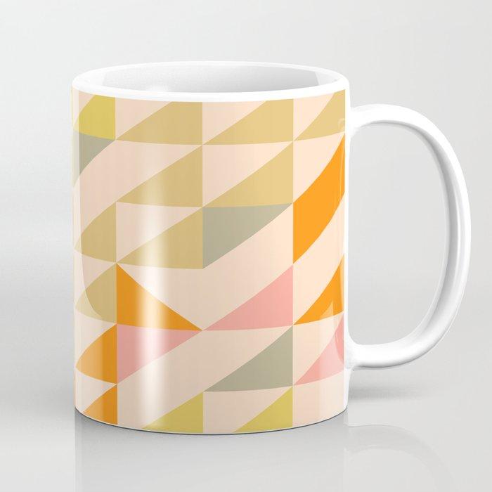 Mellow Triangles Coffee Mug