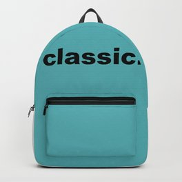 classic type Backpack
