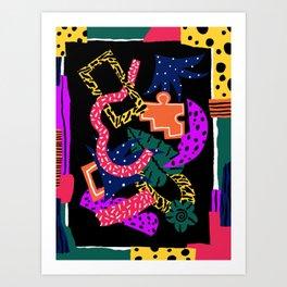La Bamba Art Print