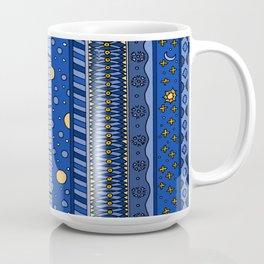 Yzor pattern 010 night Coffee Mug