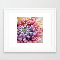 mexican Framed Art Prints featuring Mexican Verano by Sophiamonique
