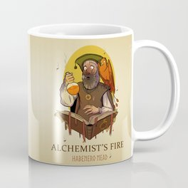 Alchemist's Fire Habanero Mead Coffee Mug