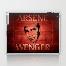 Arsene Wegner Laptop & iPad Skin