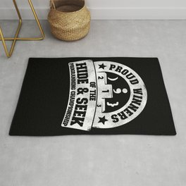 Winners Hide & Seek Programming Championship Gift Rug