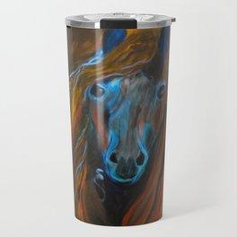 Strong Steed Travel Mug