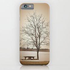 Winter Silence iPhone 6s Slim Case