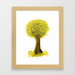 The Fortune Tree #5 Framed Art Print