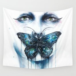 Silenced  Wall Tapestry