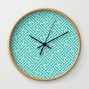 Lattice - Turquoise by dizanadesigns