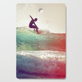 Danse avec les vagues Cutting Board