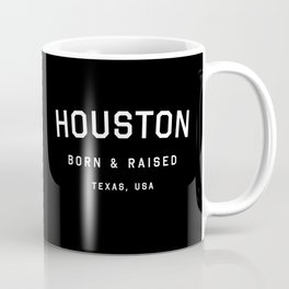 Houston - TX, USA (Arc) Coffee Mug