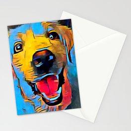 Labrador Retriever 2 Stationery Cards