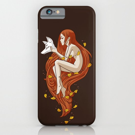 Kitsune iPhone & iPod Case