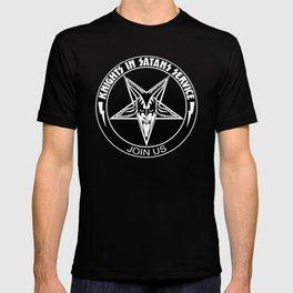 Knights In Satan's Service T-shirt