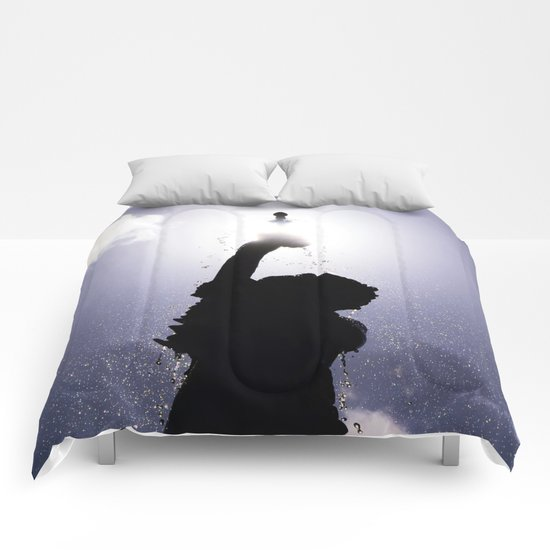 Split the Sun Comforters