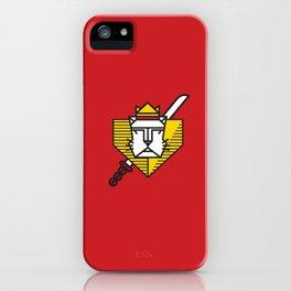 Gryffindor House Crest Icon iPhone Case