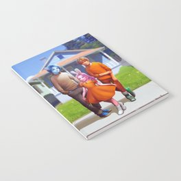 Realistic Gumball Notebook