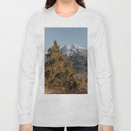 Visiting Argentina Patagonia Long Sleeve T-shirt