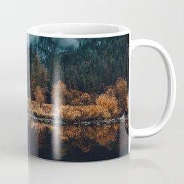 Moody Yosemite Reflections Coffee Mug